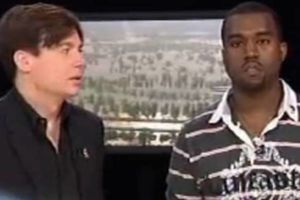 Kanye West Mike Myers