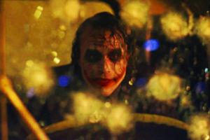 Joker Bullet Holes Truck