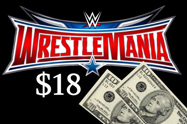 wrestlemania 32 tickets deals