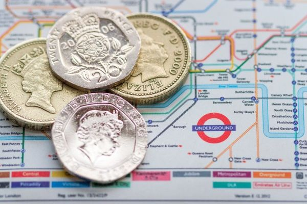london underground money