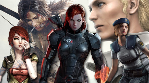 20 Greatest Female Video Game Characters Of All Time