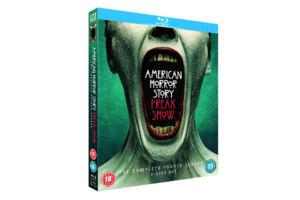 American Horror Story: Freak Show Blu-ray