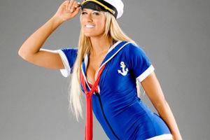 Kelly Kelly Sailor Halloween