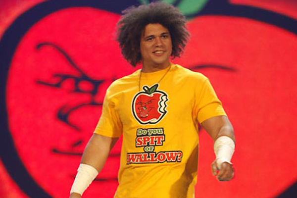 Image result for carlito spit or swallow