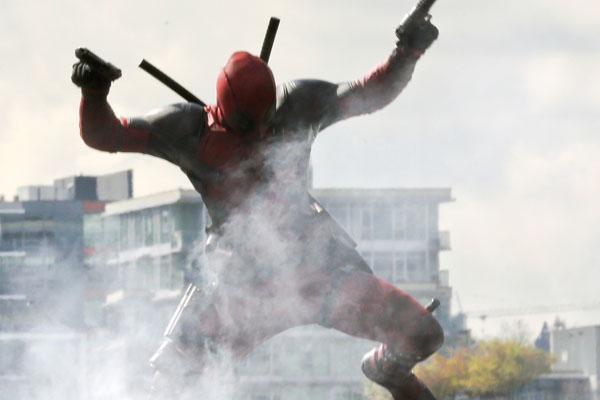 Merakla Beklenen Deadpool'un Kamera Arkasından 12 Fotoğraf