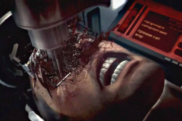 dead space 2 eye surgery