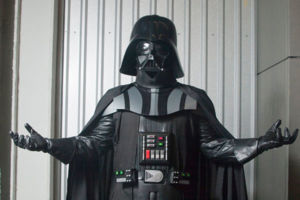 Darth Vader NYCC