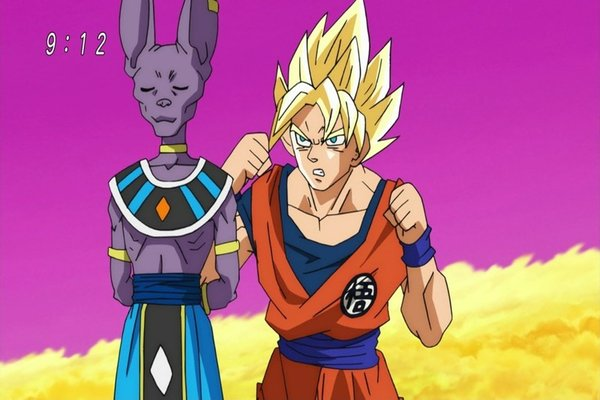 The Infamous 5th Episode Of Dragon Ball Super Anyone Who Watched This Was Treated To Some Worst Animation In Anime History