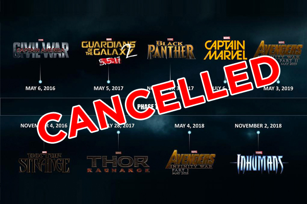 9 Ways The Marvel Cinematic Universe Could End – Page 3