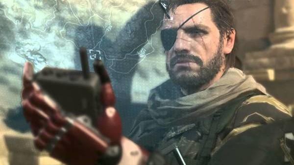Metal Gear Solid Phantom pain idroid