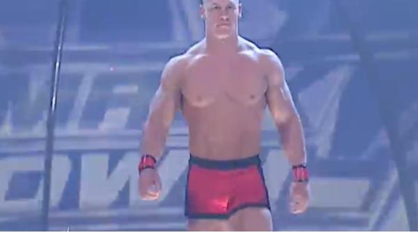 John Cena Returns 2021