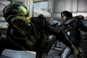 mass effect thane kai leng