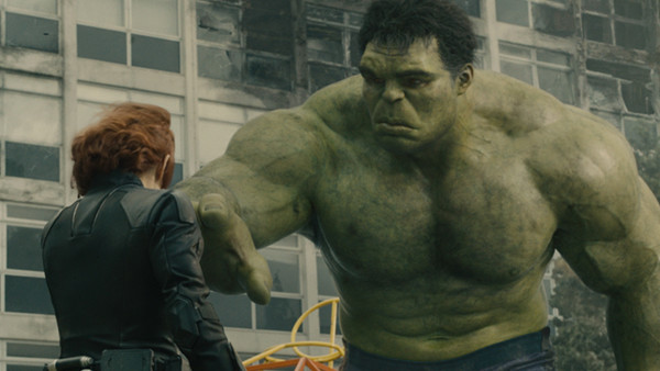Avengers Age Of Ultron Hulk