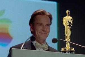 Steve Jobs Michael Fassbender Oscar