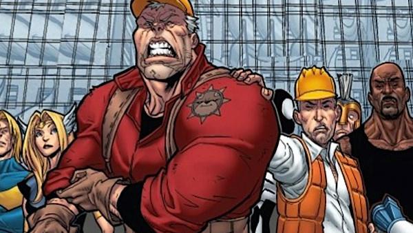 Marvel Damage Control