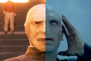 Harry Potter Voldemort Replaced