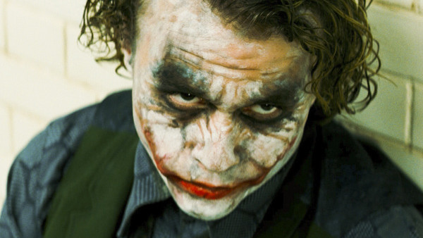 Heath Ledger Joker Dark Knight The