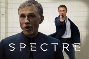 Spectre Oberhauser Bond