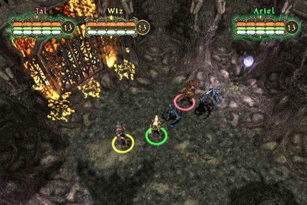 co-op ps2 games