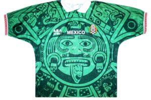 Mexico 1998 World Cup Shirt