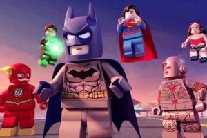 Batman Lego Justice League