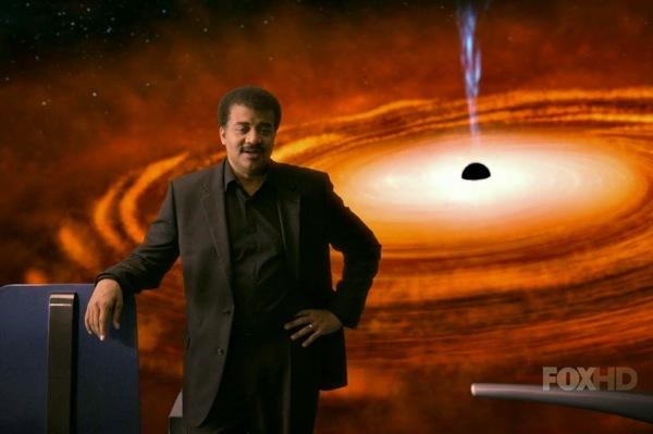 Neil deGrasse Tyson Cosmos
