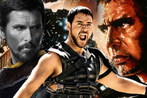 Exodus Gladiator Blade Runner