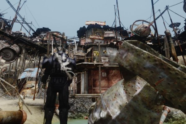 10 Mind-Blowing Mods That Turn Fallout 3 Into Fallout 4