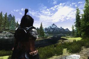 Elder Scrolls Skyrim mod