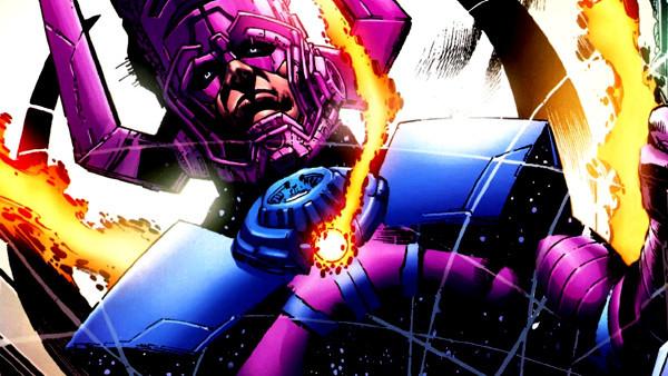 Earth-616 Galactus