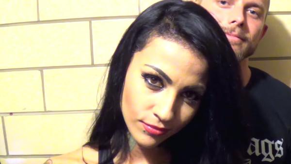 NXT talent Zahra Schreiber, girlfriend of WWE champion