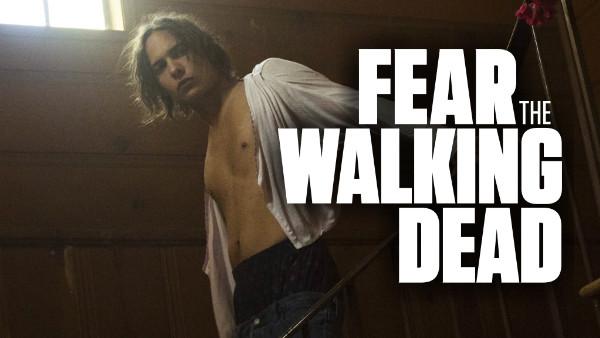 Nick Fear The Walking Dead