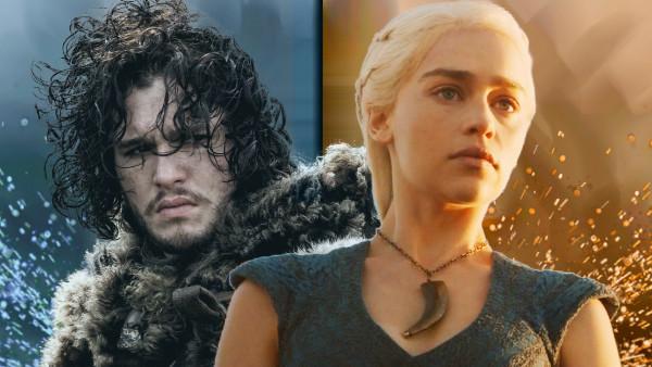Daenerys Jon Game of Thrones