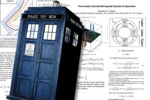 TARDIS science