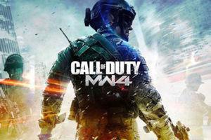 Call of Duty modern warfare 4 fake