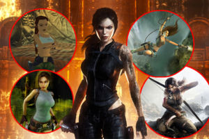 lara croft tomb raider games
