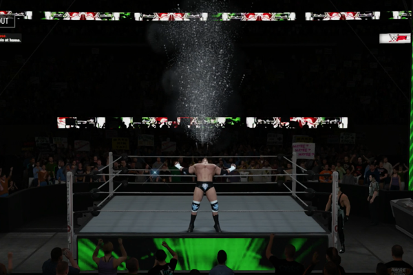 WWE 2K16: 40 WTF Moments From Every Entrance – Page 17