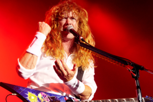 dave mustaine live