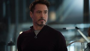 Tony Stark Iron Man Robert Downey Jr.