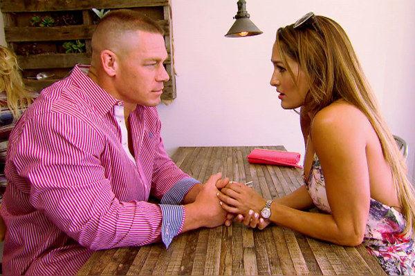 John Cena Nikki Bella Total Divas
