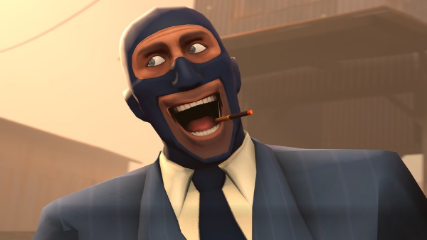 spy team fortress