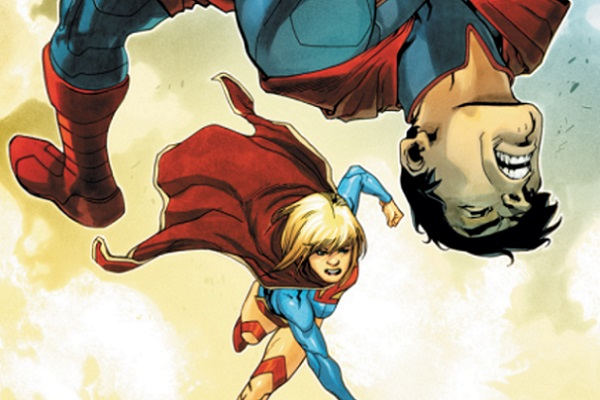 8. She's More Powerful Than Superman
