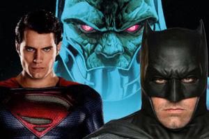 Batman V Superman Darkseid