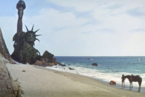 planet of the apes ending