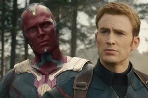 Captain America Vision