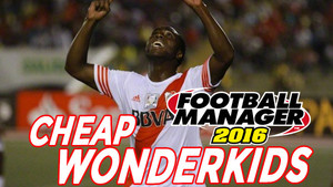 Cheap Wonderkids Football Manager 2016 Eder Balanta