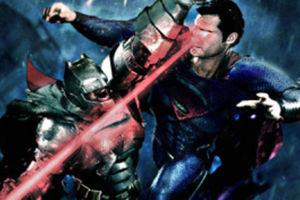 Batman V Superman Fan Poster