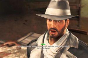 Fallout 4 silver shroud