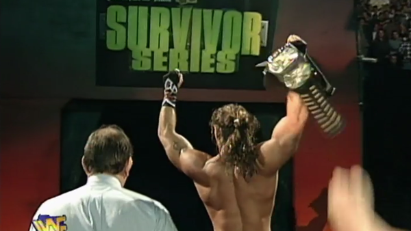 Shawn Michaels, Montreal Screwjob, Gerald Brisco