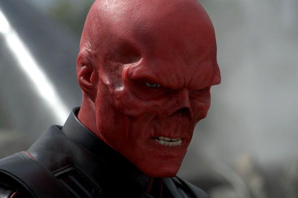 Resultado de imagen para Red Skull